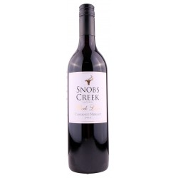 Snobs Creek Estate Park Lane Cabernet Merlot 2013